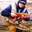 Duane Redford: PWT autoCAD specialist on the GSA contract and fly-fishing guide